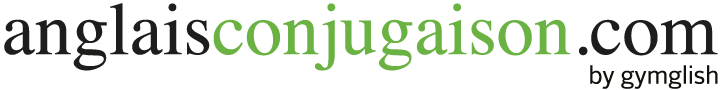 Conjugaison verbes anglais-conjugaison.com