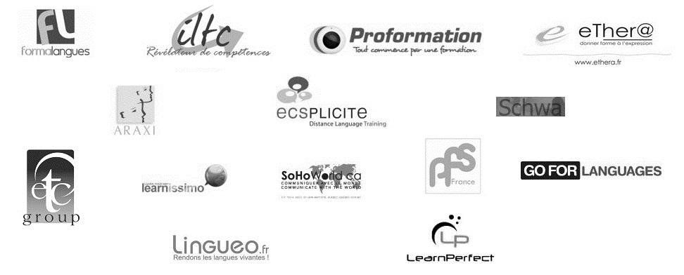 logo cours d'anglais en ligne