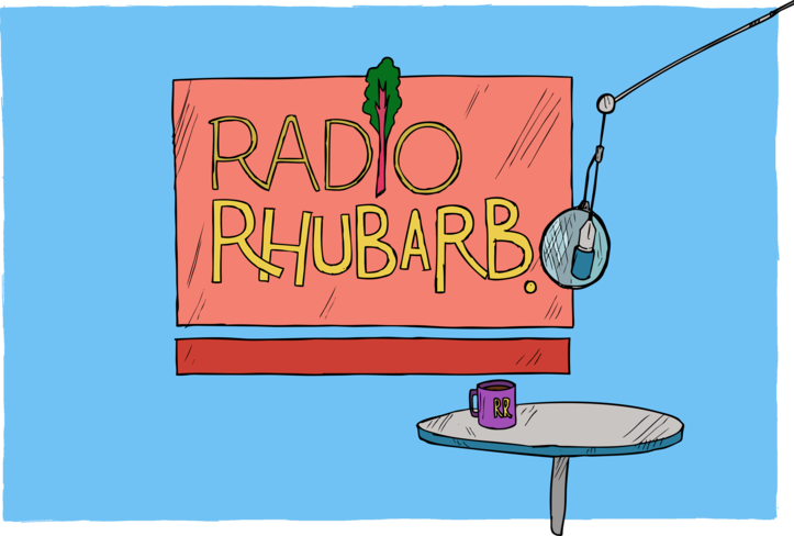 Image of Radio Rhubarb