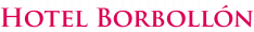 Hotel borbollon logo
